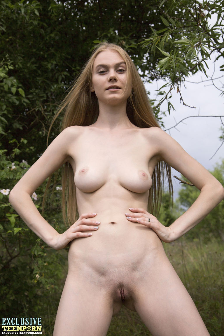 Nudes shaved young